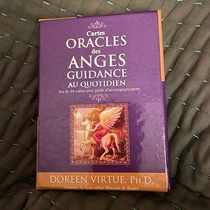 Cartes oracles des anges guidance au quotidien